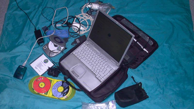 Bei der ersten Reise, Weltreise mit Rad und Laptop (2001 - 2002), haben wir während der Reise 34 Reiseberichte verschickt.