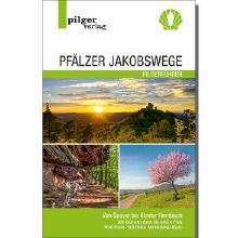 Cover Pilgerführer Pfälzer Jakobswege