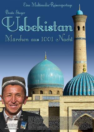 Plakat zu Usbekistan - Märchen aus 1001 Nacht von Beate Steger