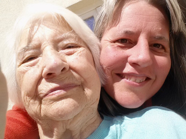 Meine Grossmutter wurde 96 Jahre alt.