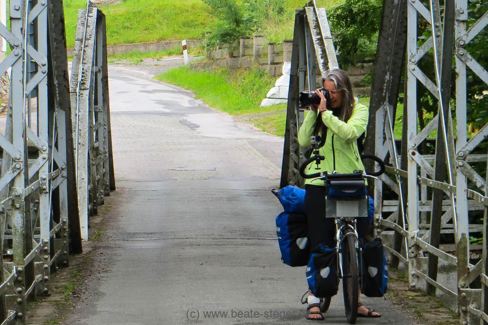 Der Elberadweg in Tschechien ist noch nicht so bekannt und befahren wie der deutsche Teil.