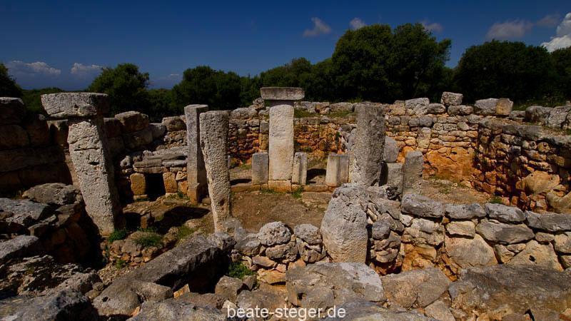 Menorca: Talayotische Kultur Torre d'en Galmes
