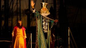 Mallorca: Ankunft der Heiligen Drei Könige in Palma
