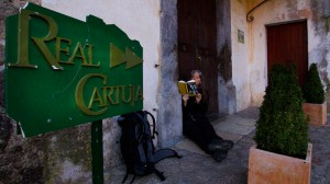 Mallorca: In Valldemossa liest Beate Steger Georg Sand: Ein Winter auf Mallorca