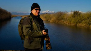 Mallorca: Diego, ein leidenschaftlicher Vogel-Fotograf in S'Albura