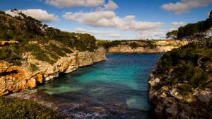 Mallorca: Cala S'Amunia an der Ostküste