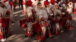 Mallorca: traditionelles Fest mit Drachentänzen in Alaro