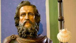 Jakobus in der Jakobskirche Aachen