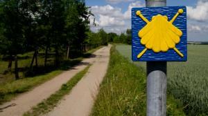 Wegzeichen Via Regia