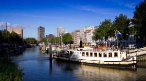 Alter Hafen Rotterdam, Niederlande