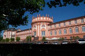 Schloss Biebrich  Wiesbaden