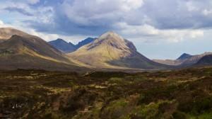 Munro auf Skye