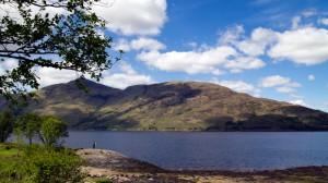 Loch Linnhe bei Fort William