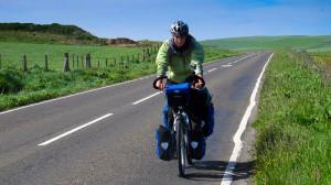 Radfahren auf den Orkney Inseln
