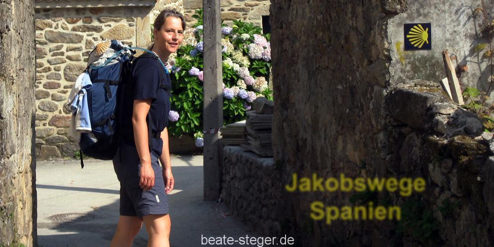 Jakobsweg-Beate-Steger-Richtung-Finisterre