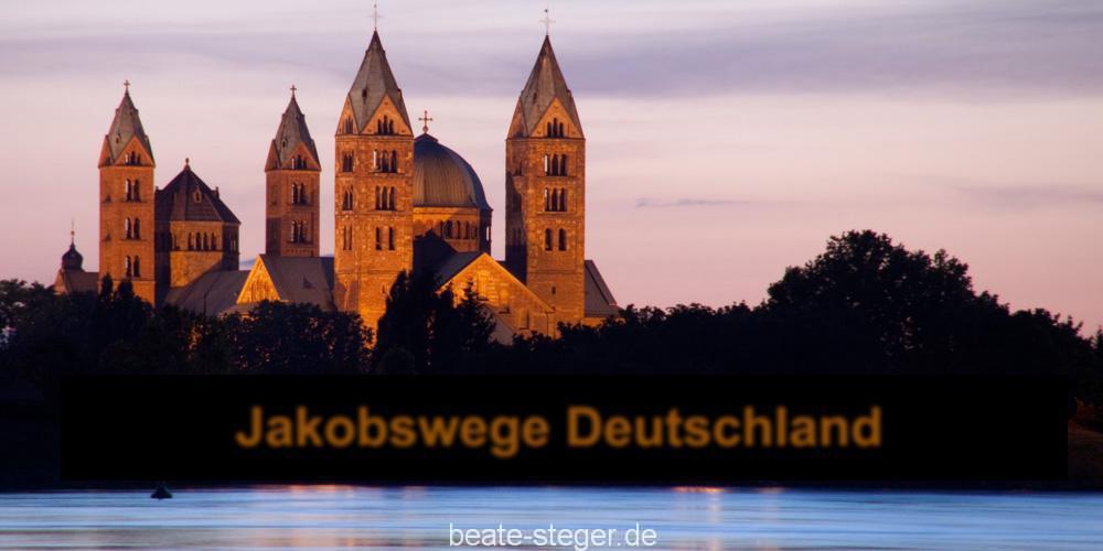 Jakobswege-Deutschland