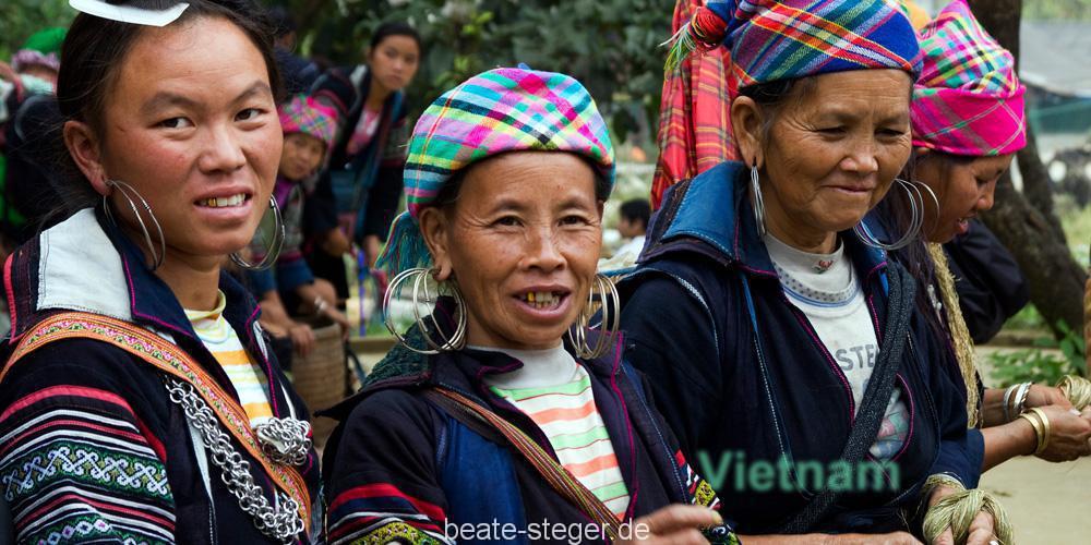 Vietnam-Bergvoelker-Sapa-Exkursion