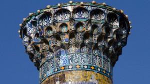 Samarkand, Minarett