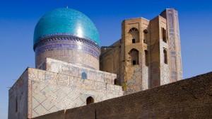 Samarkand, Bixi Xanom Moschee
