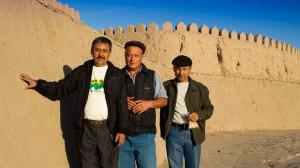 Stadtmauer von Khiwa